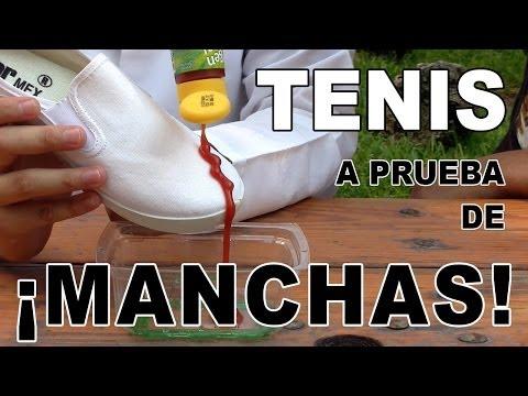 DINKITS: Tenis A Prueba De Manchas.