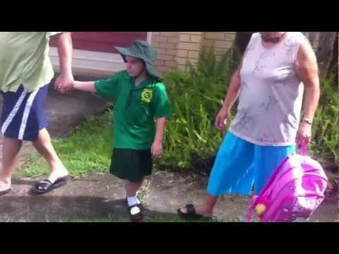 Rebecca School- First Day