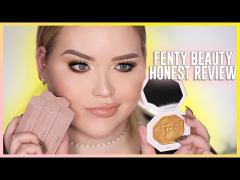 RIHANNA: FENTY BEAUTY - Review + First Impressions