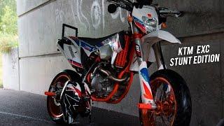 KTM EXC 450 Project | KTM Tuning Story Stuntriding