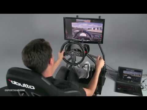 Race Simulator Review | Fanatec Wheel, Pedals, Shifter & Obutto Cockpit