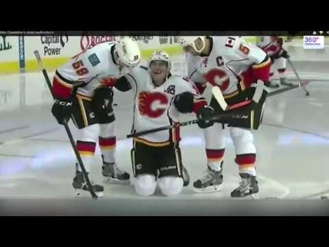 Хоккей - смешные моменты, драки, падения