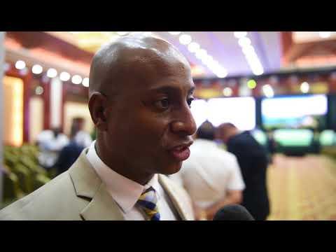 Omar Robinson, president, Jamaica Hotel & Tourist Association