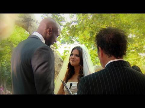 Khloe And Lamar The Wedding