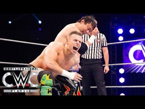 Tajiri vs. Damian Slater - First Round Match: Cruiserweight Classic, July 20, 2016