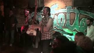 Edu Bighands Band con Francisco Simón y Sax Gordon - Just A Dream On My Mind