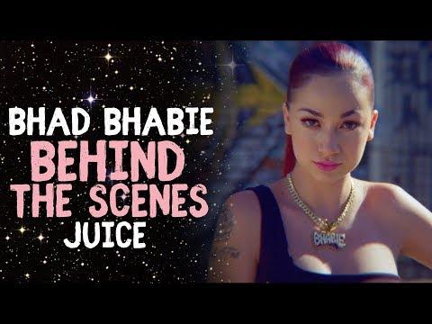 "BHAD BHABIE feat. YG ""Juice"" BTS Music Video | Danielle Bregoli thumbnail"