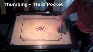 Thumbing   Third Pocket