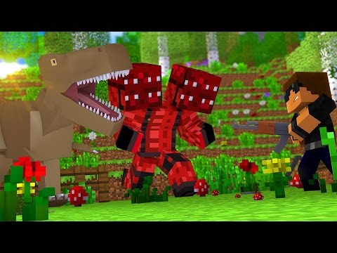 GIANT MOBS MOD   Minecraft Mod Review