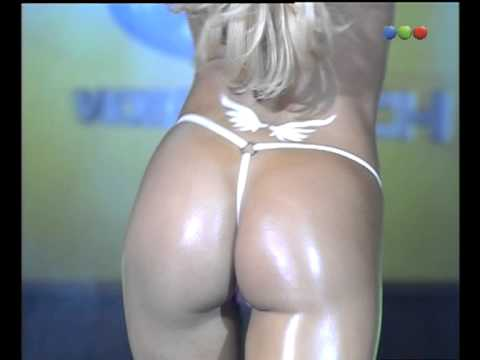 "Desfile Hot ""Angeles y Demonios"" Luciana Salazar - Videomatch"