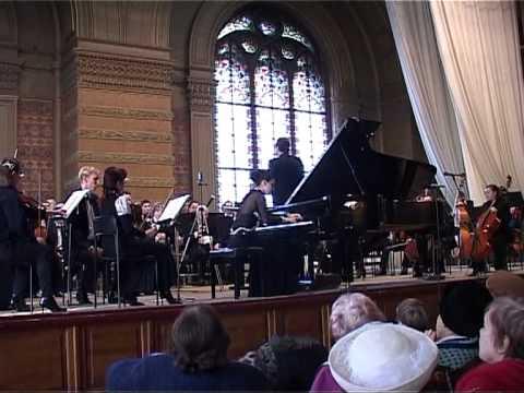 Гершвин Джордж - Концерт для фортепиано с оркестром Фа мажор