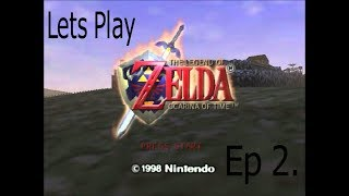 "Ocarina of Time EP 1 ""Start Of a Epic Journey"""