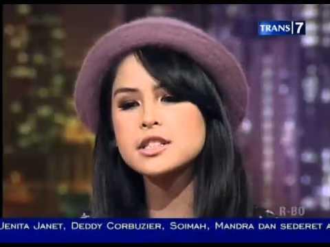 HEBOH!!! Maudy Ayunda & Afgan pacaran - Bukan Empat Mata