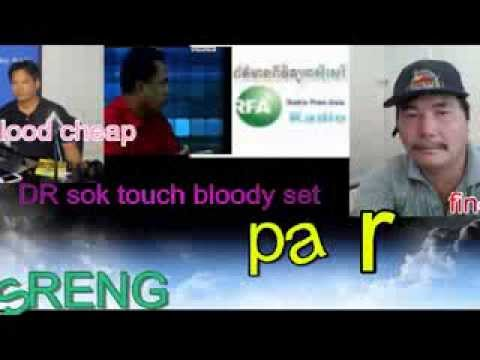 Kem Ley Biography dr Kem Ley And dr Sok Touch