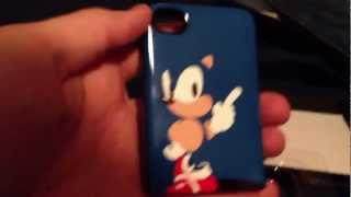 VandeVlog: Sonic The Hedgehog iPhone case