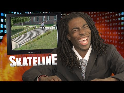 SKATELINE - Nyjah Huston New Part, Shane ONeill, Guy Mariano, Seimi Miyahara & More