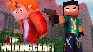Minecraft 11 O PRISIONEIRO! THE WALKING CRAFT 3Z TEMP