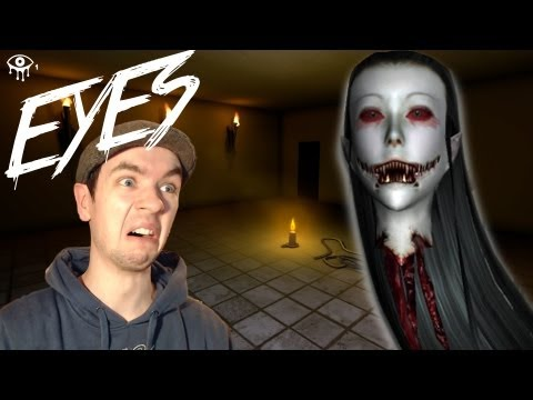 Download Lagu Eyes | BEST BURGLAR EVER! | Indie Horror Game | Commentary/Face Cam MP3 Free