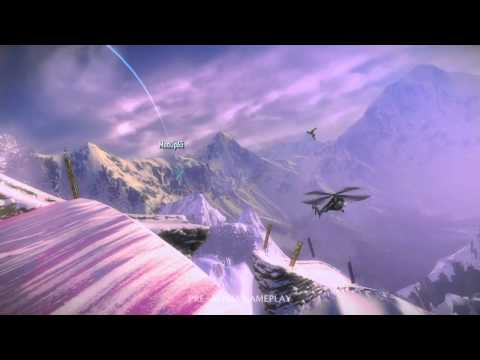 SSX - Gamescom Trailer