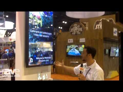 InfoComm 2015: Primeview Details Mirror OLED and Industrial Displays