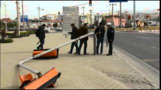 Şiddetli Lodos Turgutlu'yu vurdu!