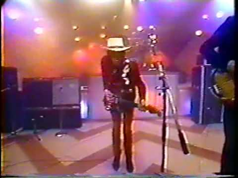 Stevie Ray Vaughan 1985 03 31 Easter Seals Telethon Voodoo Chile
