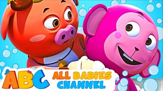 First Day of School | All Babies Channel Nursery Rhymes & Kids Songs | Morning Routine
