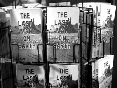 The Twilight Zone-bernard Herrmann's Scores-where Is Everybody? (part 1 2) video