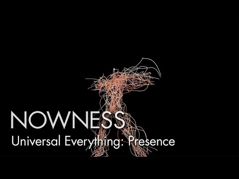 """""""Presence"""" by Universal Everything"""