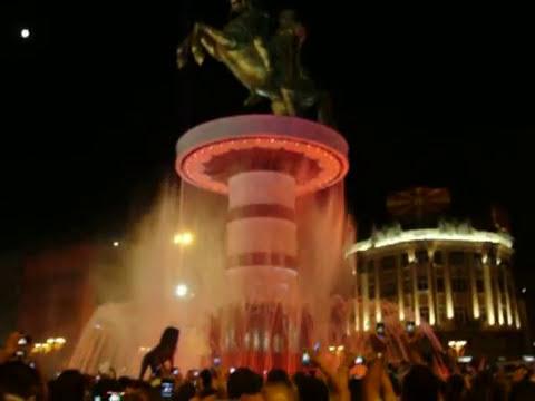 Pustanje na Fontanata Voin na Konj