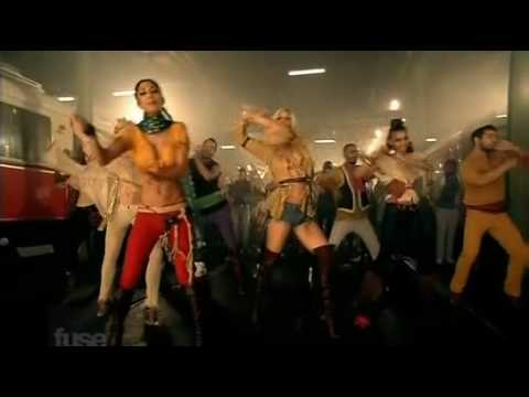 The Pussycat Dolls feat A.R. Rahman - Jai Ho ( TRUE HD )