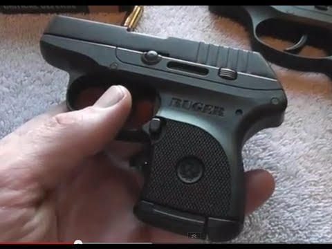 Best Review Ruger 9mm vs .380 [HD] LC9 ACP
