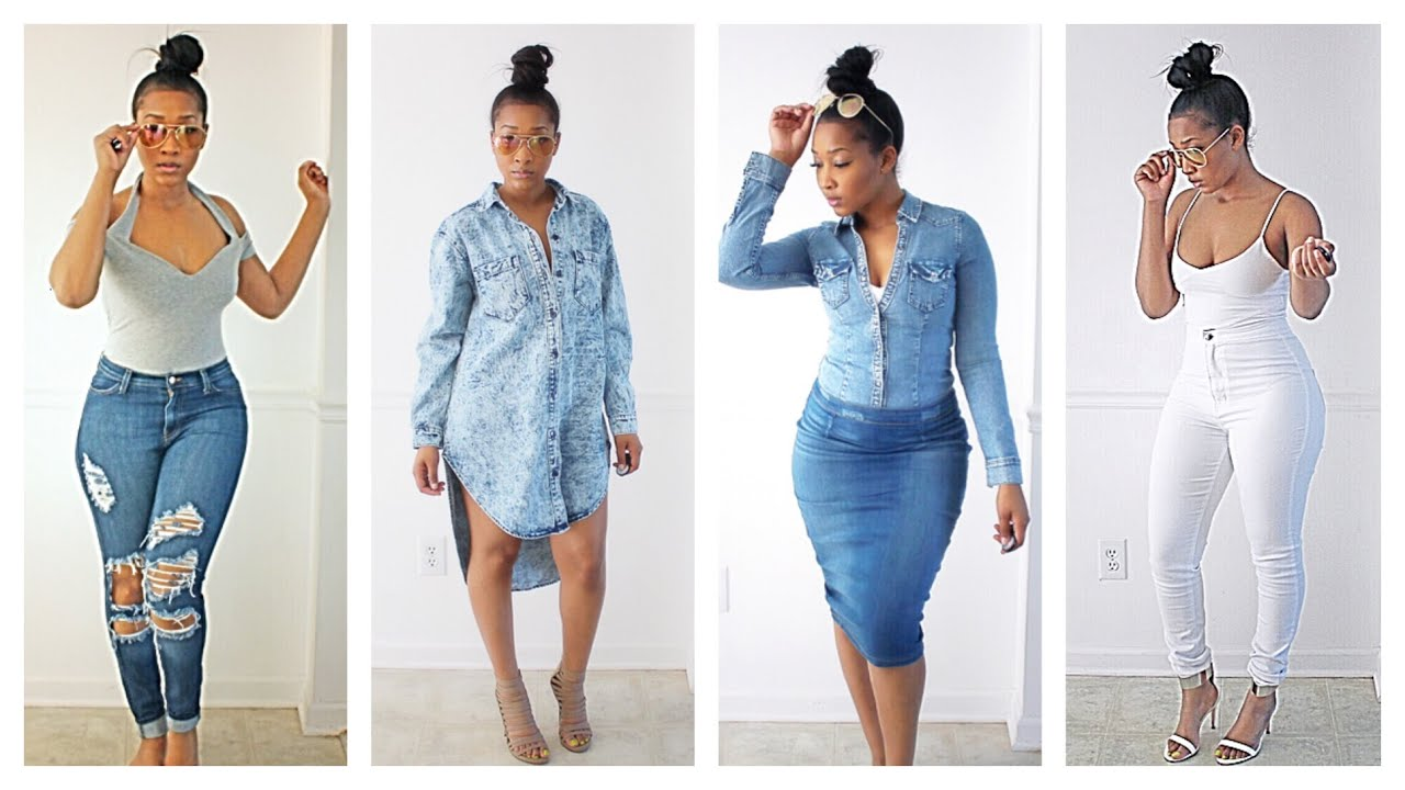 Fashion Nova Sizing Fashion Nova Try On Haul