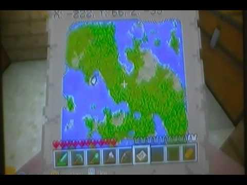 minecraft how to find coordinates