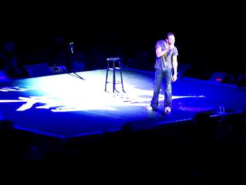 Dane Cook on YouPorn @ the Staples Center May 30, 2009