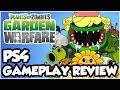 Plants vs. Zombies Garden Warfare PS4 - FIRST GAMEPLAY & REVIEW!! (PS4 Walkthrough 1080p HD)