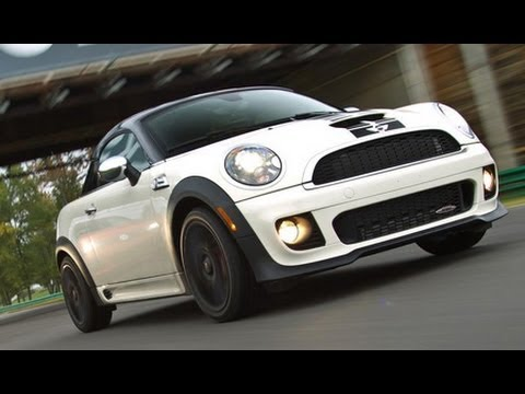 2012 Mini John Cooper Works Coupe - Lightning Lap 2012 - CAR and DRIVER
