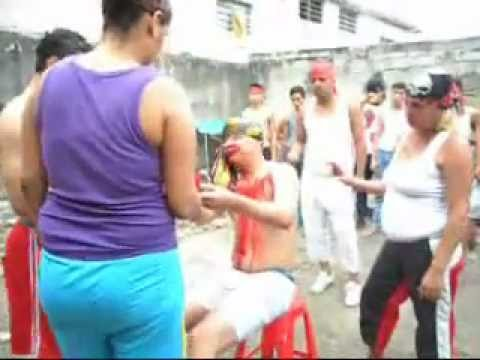 sesion en maracay part 1 de 5. espiritismo venezolano