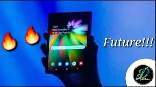 Worlds First FOLD-ABLE Mobile From Samsung!!😍 | Infinity Flex | In Depth Reviews