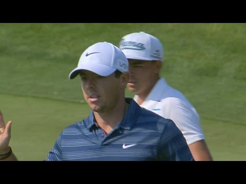 Rory McIlroy featured in LIVE@ Arnold Palmer highlights from Round 2