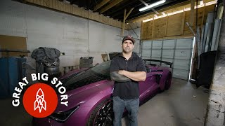 Creating a Supercar from Scratch