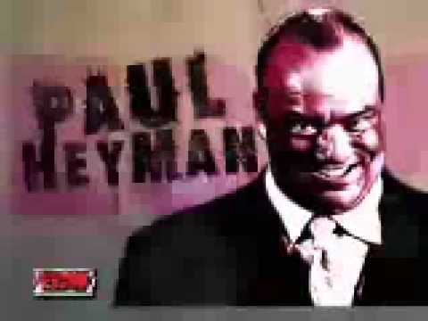 Paul Heyman ECW GM Titantron Music Videos