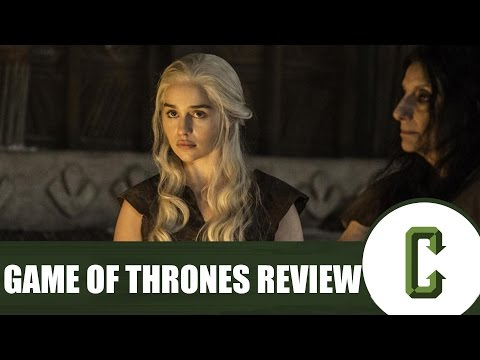 "Game of Thrones Season 6 Episode ""Book of the Stranger"" Review"