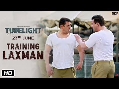 Tubelight   Training Laxman   Salman Khan   Releasing on 23rd June