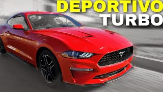 FORD MUSTANG ECOBOOST 2019 Auto Deportivo Turbo!
