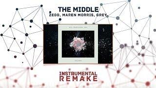 Download Lagu Zedd, Maren Morris, Grey - The Middle (Aldy Waani Instrumental Remake) Gratis STAFABAND