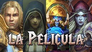 World of Warcraft Battle for Azeroth: La Película (TODAS las Cinemáticas Ordenadas Cronológicamente)