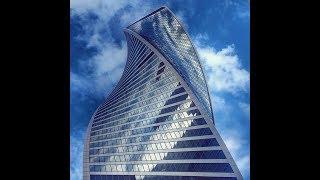 ЖК Башня Эволюция (Москва Сити)