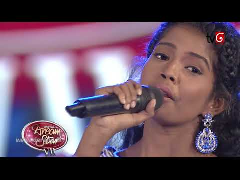 Dream Star Season 07 | Final 16 Chathurya Geethmi ( 09-09-2017 )
