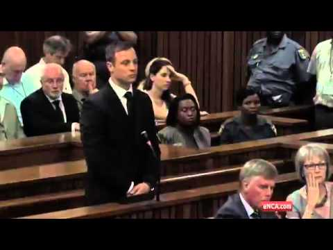 Oscar Trial: Five years in prison for Pistorius